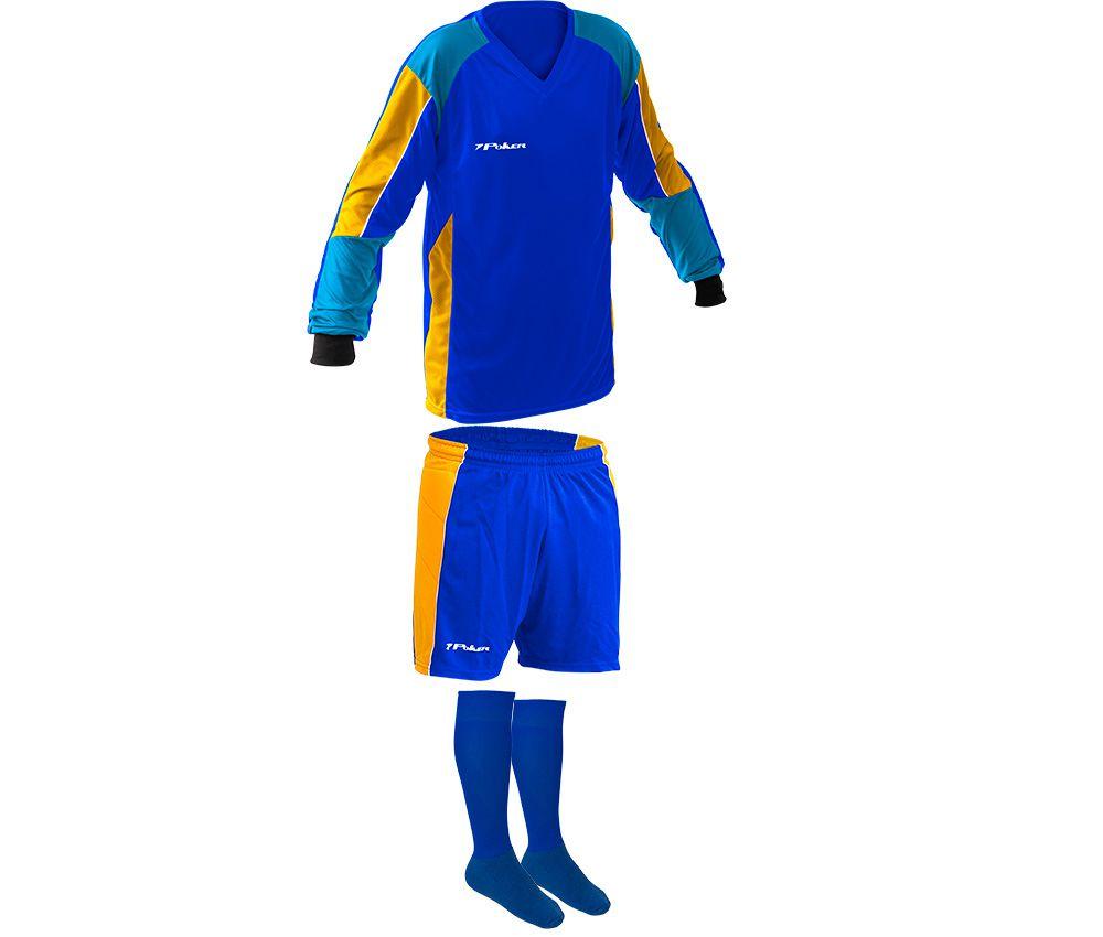 Mix Gol M/L Infantil Bromo (Camisa + Calção + Meia) 04947