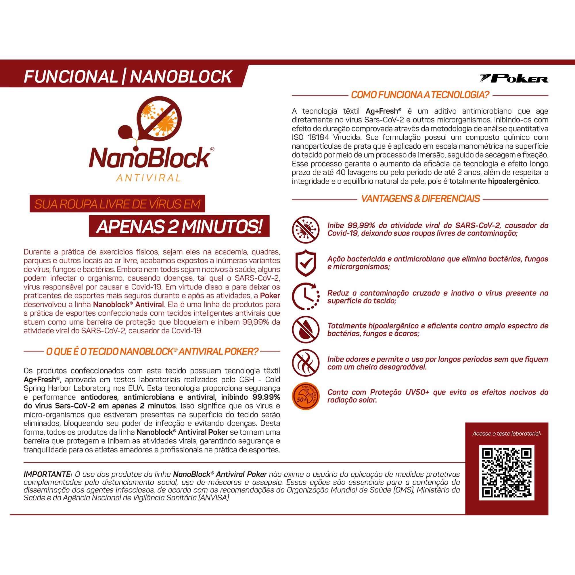 Short Feminino UV Antiviral 03816