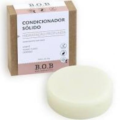 Kit Shampoo e Nutritivo e Condicionador em Barra Hidratação Profunda e Saboneteiras de Bambu