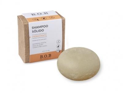 Shampoo em Barra Hidratante