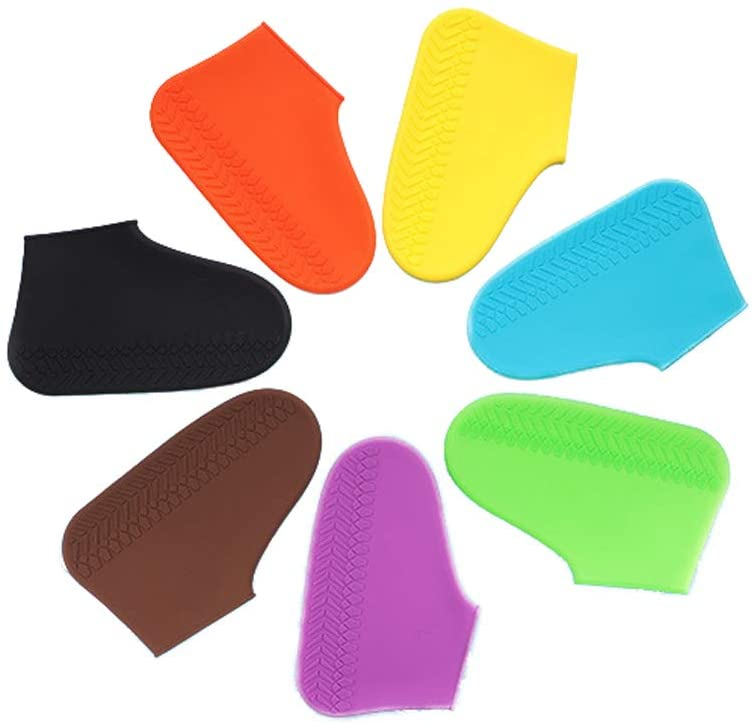 Capa Impermeável de Silicone Para Sapatos