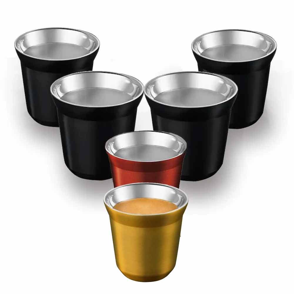 Copo De Café Expresso Térmico 80ml