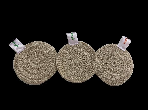 Ecopads Discos de Limpeza Facial
