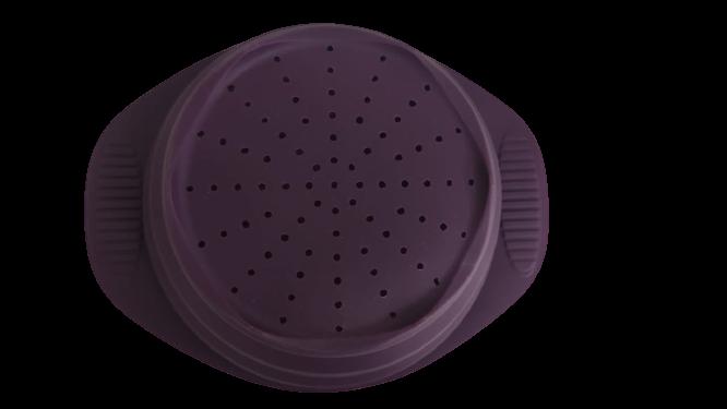 Escorredor Retratil de Silicone