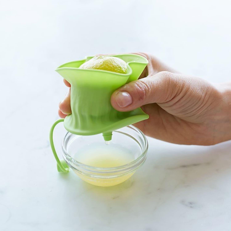 Espremedor de Limão de Silicone