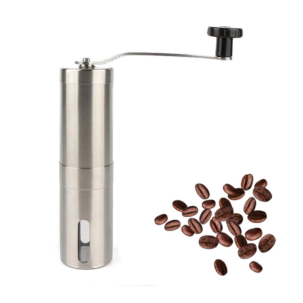 Filtro Coador de Café de Aço Inox 102 e Moedor de Café