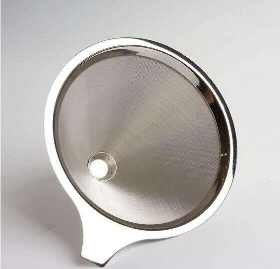 Filtro Coador de Café Inox Premium 103