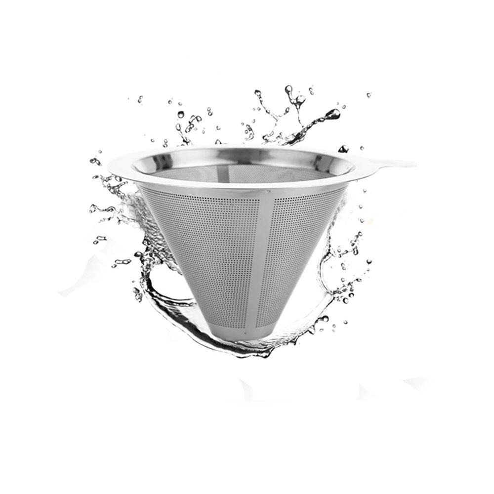 Filtro de Café Inox Portátil Individual