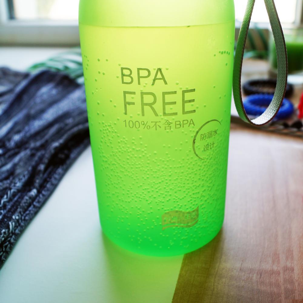 Garrafa Eco Trip Ecológica BPA Free Inquebrável