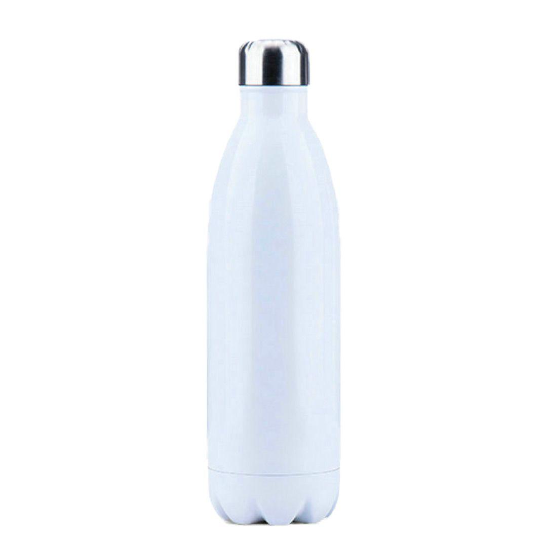 Garrafa Térmica de Inox Parede Dupla 1 litro