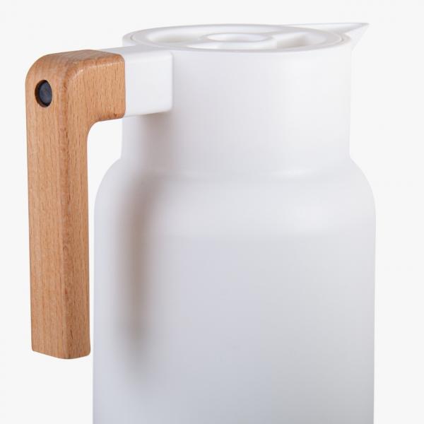 Garrafa Térmica Branca 1L