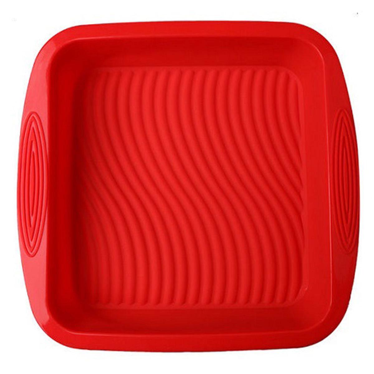 Kit 17 Peças, Utensílios De Silicone Para Cozinha + Formas De Silicone Para Bolo