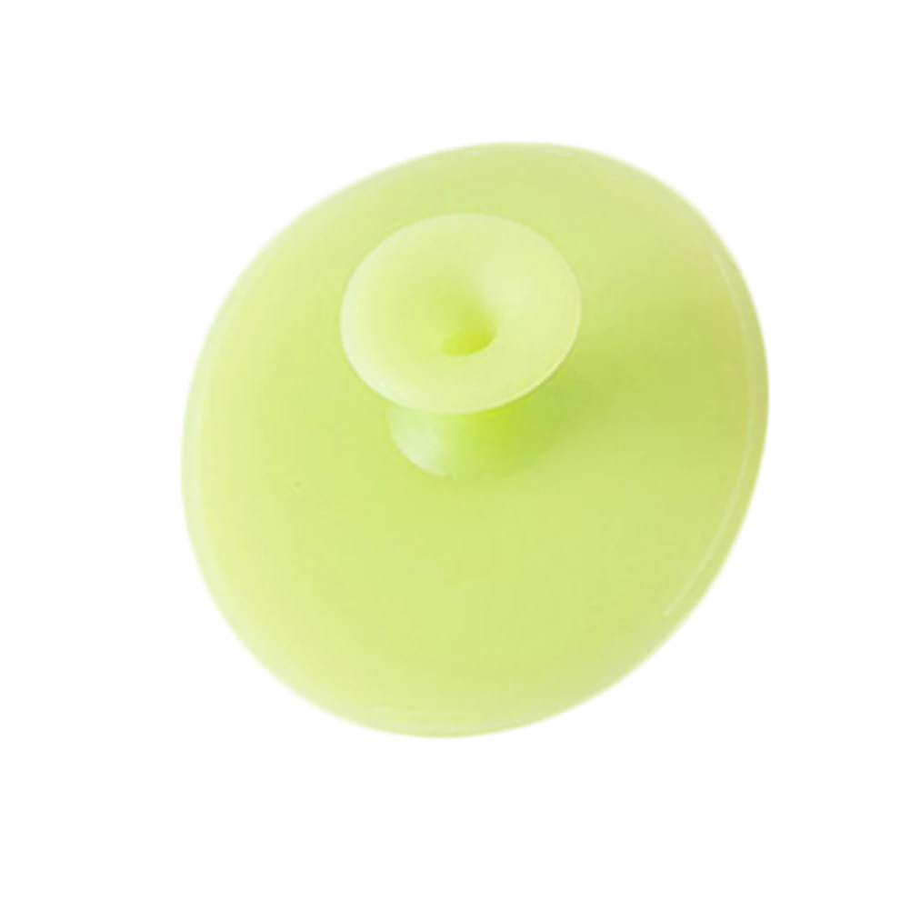 Kit de 6 Esponjas Ecológicas de Silicone Durável para Limpar Maquiagem
