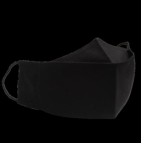 Máscara De Proteção Facial de Tecido 3D