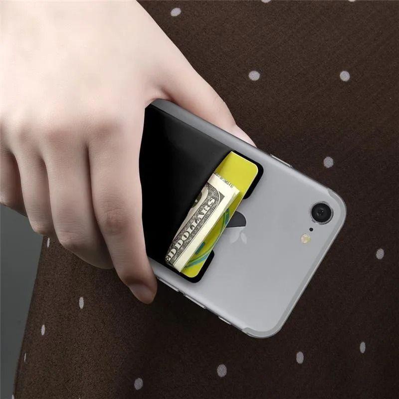 Porta Cartão de Silicone