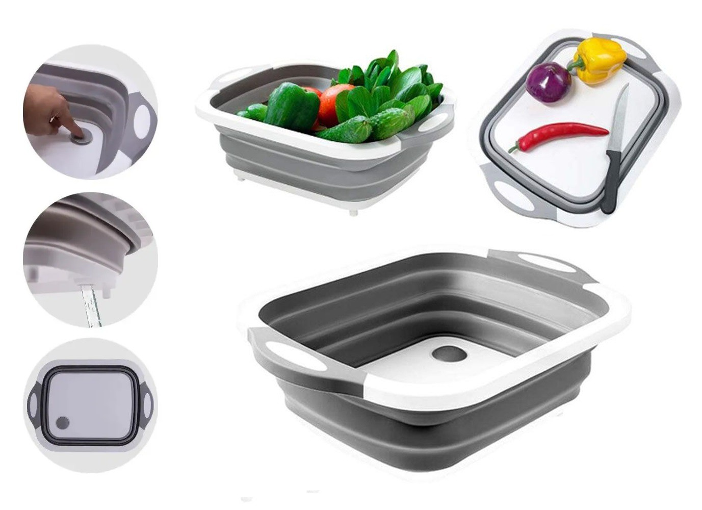 Tábua de Silicone para Cozinha