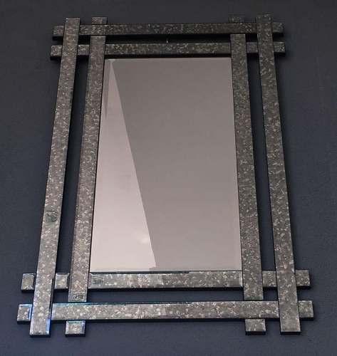 Espelho Decorativo De Parede Hl 14002  - Universo Decor Móveis e Decoração