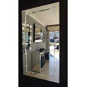 Espelho Decorativo de Parede Diamante