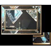 Espelho Decorativo De Parede HL 14312