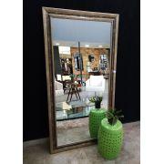 Espelho com Moldura Patina UD 3075.9136