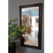 Espelho com Moldura Preta UD 5067.49