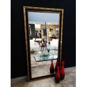 Espelho com Moldura Rústica UD 3075.9135