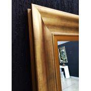 Espelho com Moldura Sombreada Ouro UD 354.13