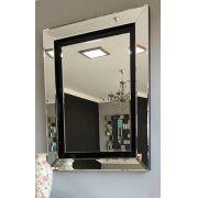 Espelho Decorativo De Parede Life Black