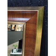 Espelho Moldura Filete Dourado UD 5045.8670
