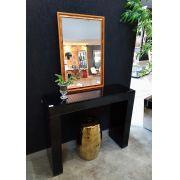 Espelho Moldura Ouro Trançado UD 3036.9179
