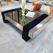 Mesa de Centro Espelhada Fênix Classic