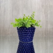 Vaso Decorativo Azul 2017