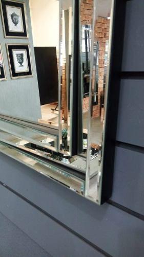 Espelho decorativo de parede  HL 14208   - Universo Decor Móveis e Decoração
