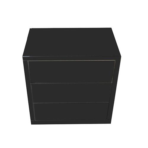 Criado-Mudo Luxo Black