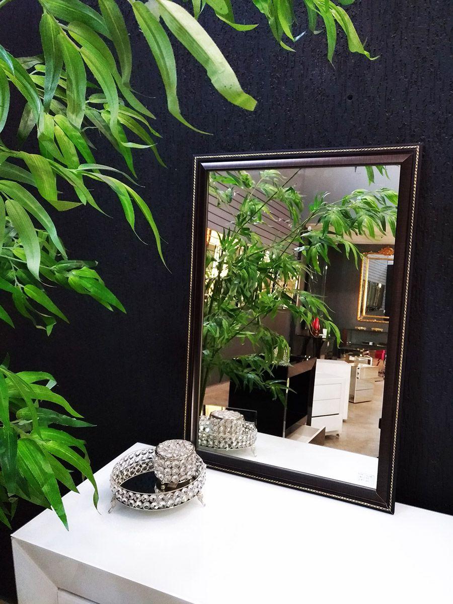 Espelho com Moldura Envelhecida UD 3036.9178