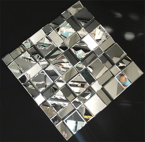 Espelho Decorativo de Parede HL 13076  - Universo Decor Móveis e Decoração