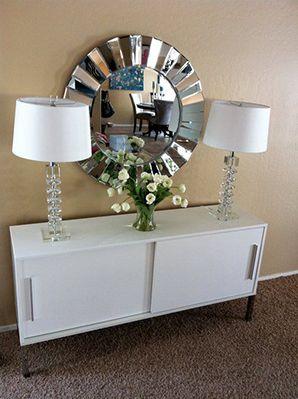 Espelho Decorativo De Parede HL 13117  - Universo Decor Móveis e Decoração