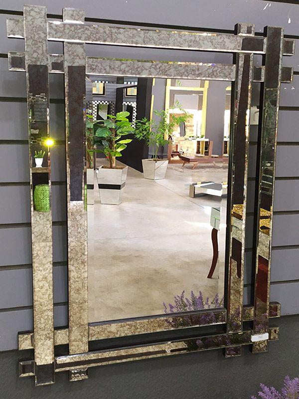 Espelho Decorativo De Parede Hl 14002