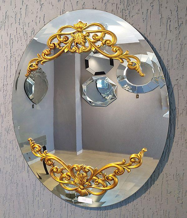 Espelho Decorativo De Parede Hl 14037