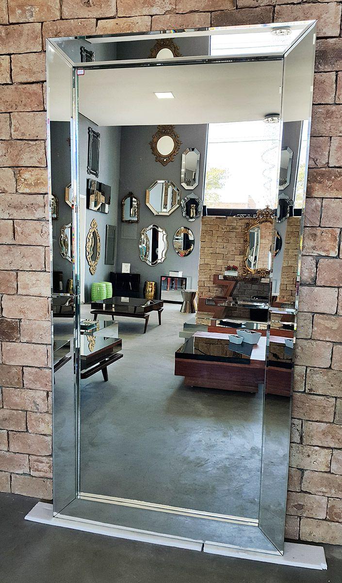 Espelho Decorativo de Parede Life   - Universo Decor Móveis e Decoração
