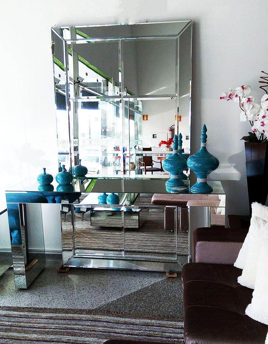 Espelho Decorativo de Parede Life Luxo