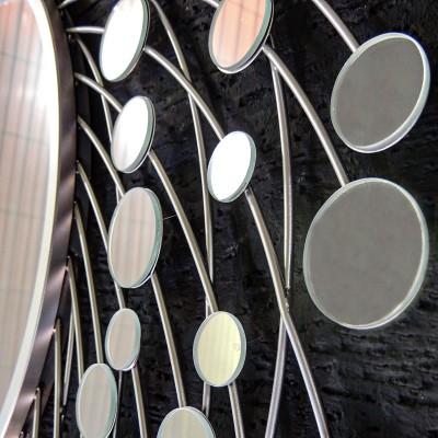 Espelho Decorativo de Parede Sol FSM 017