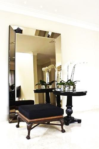 Espelho Decorativo de Parede UD Silver
