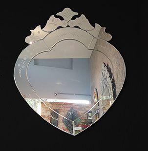 Espelho Decorativo De Parede Veneziano M 87