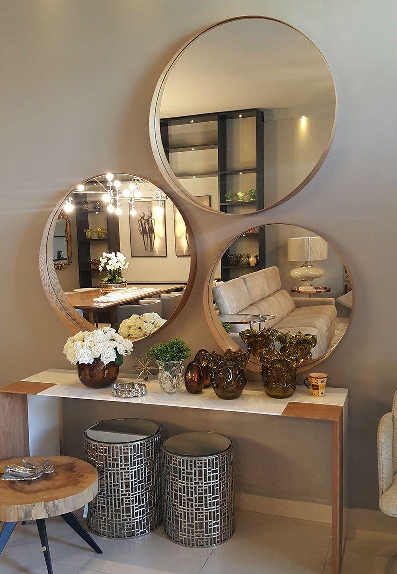 Espelho Decorativo Adnet UD LUXO