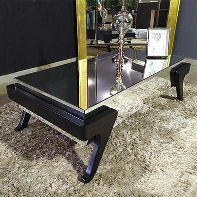 Mesa de Centro Espelhada Veneza Classic