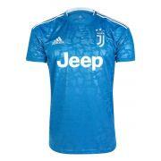 Camisa Adidas Juventus Torcedor Third 19/20 Masculina