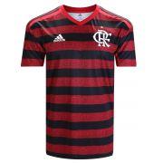 5ce8cd809b Camisa Flamengo I 19 20 s n° Torcedor Adidas Masculina