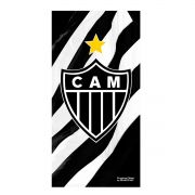 Toalha Veludo Atlético MG Buettner Escudo