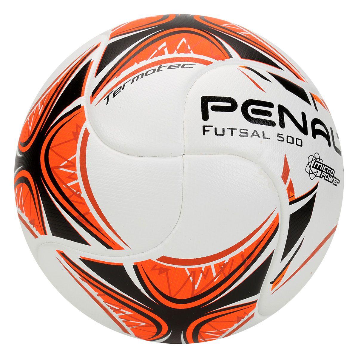 Bola Penalty Futsal Matis 500 Termotec 7 9571596744683